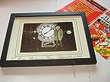 gold disc frames Cadres dorés pour Photo de Tour d'horloge Retour vers Le Futur