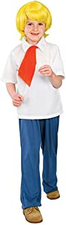 Scooby-Doo Fred Child Costume Size: Small