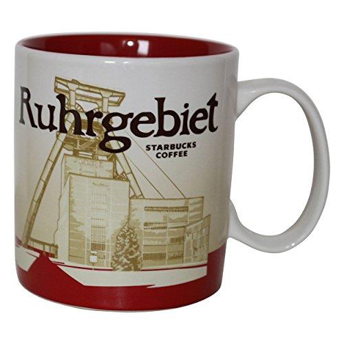 Starbucks City Mug Región del Ruhr