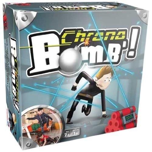 Dujardin 41299Action-Spiel–Reflex und Chrono Bomb
