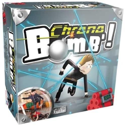 Dujardin Jeux - Chrono Bomb
