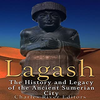 Lagash audiobook cover art
