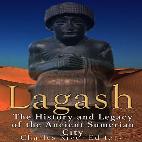 Lagash audiobook cover art