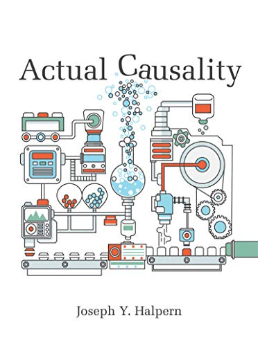 Actual Causality (Mit Press)