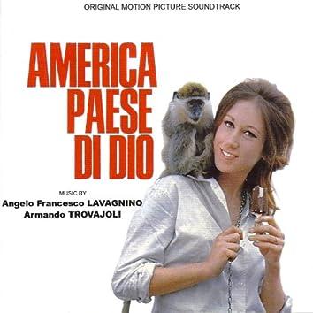 America paese di Dio (Original Motion Picture Soundtrack)