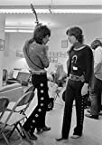 PostersNPrints Mick Jagger & Keith Richards 01 260 GSM