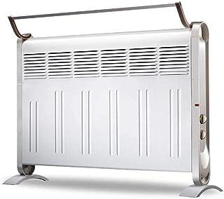 Calentador ZHIRONG Radiador rápido Mudo Impermeable Baño Radiador Familia Oficina eléctrico Ajustable de 3 velocidades 800W / 1400W / 2200W Fácil de Mover