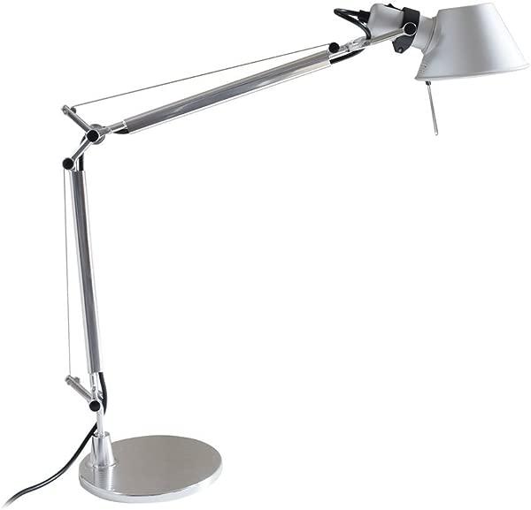 MODO TL 05 Silver Color Office Desk Lamp Polished Aluminum Lights