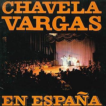 Chavela Vargas en España