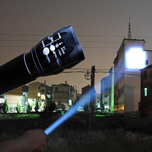Linterna CREE Mini Lanterna más barata y práctica de 2000 lúmenes, alta...