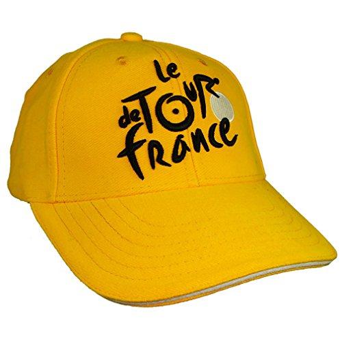 Le Tour de France - Casquette Homme Officielle du Tour de France - Taille réglable