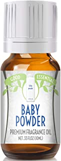 Baby Powder Scented Oil by Good Essential (Premium Grade Fragrance Oil) – Perfect..