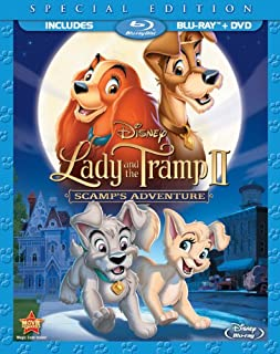 Lady and the Tramp 2: Scamps Adventure
