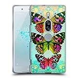 Head Case Designs sous Licence Officielle JENA DellaGrottaglia Papillons 2 Insectes Coque en Gel...