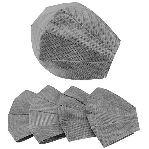 3X COCO BLANCO® Mundschutz waschbar | Mund Und Nasenschutz (Made in Germany) 3 Stück (mehrfach verwendbar) Einfaches Atmen + Sehr Bequem + Kein Schwitzen