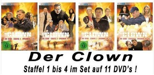 Die Serie, Staffel 1-4 (11 DVDs)
