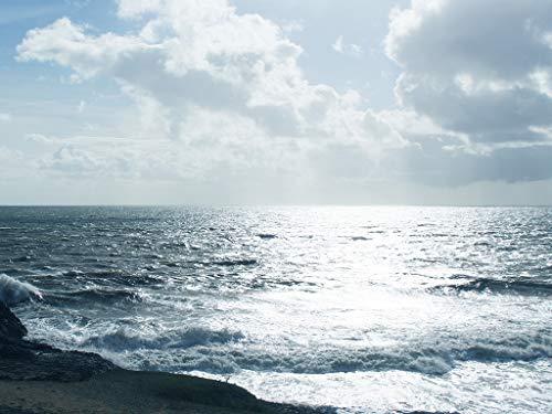 Cuadro XXL de pared con diseño de paisaje del mar 5, 120...