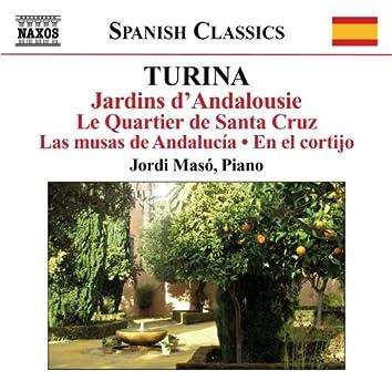 Turina: Piano Music, Vol. 8
