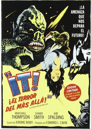 It! The Terror From Beyond Space (¡El Terror Del Mas Alla!) [DVD]