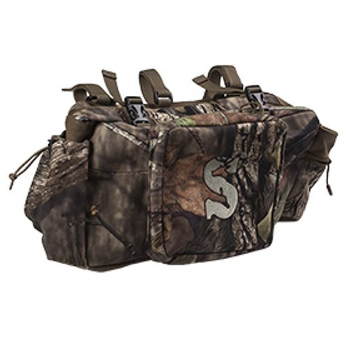 Summit Treestands Summit Deluxe Front Storage Bag | Tree Stand Accessory | Works with Climbing or Ladder Stands