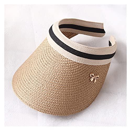 Chapeau de soleil pour enfants Nouveau style femme chapeau chapeau de soleil chapeau paille chapeau...