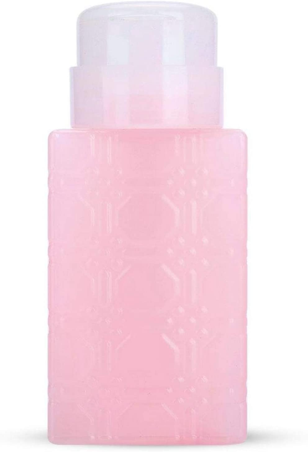 shop Jeanoko Pump Bottle Portable Makeup Container Special price for a limited time Househ Remover