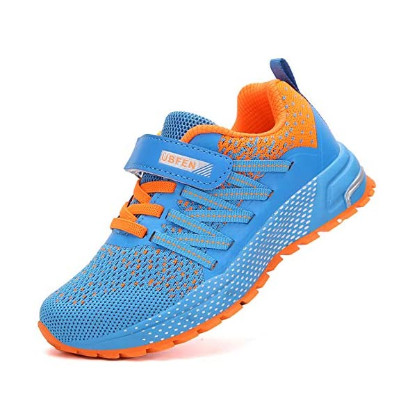 KUBUA Running Shoes Kids Sneakers for Boys Girls Shoes Lightweight Breathable Sport...