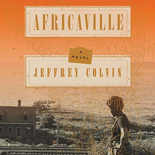 Africaville cover art