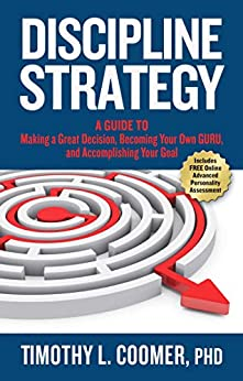 Discipline Strategy by [Timothy L.  Coomer PhD]