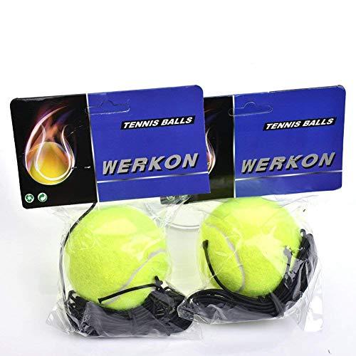 Apark Pelota de Tenis y Cuerda de Repuesto para Tenis, Juego de...