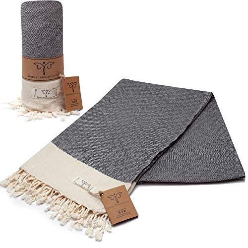 Toalla Hammam marca Smyrna Turkish Cotton