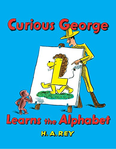 Curious George Learns the Alphabet (English Edition)