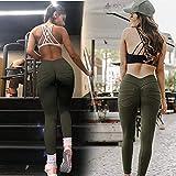 GJDHFJN Leggings à Taille Haute pour Femmes, Fitness, entraînement, vêtements de...