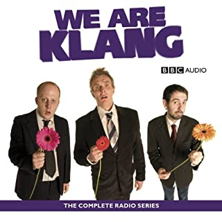 We Are Klang                   By:                                                                                                                                 Greg Davies,                                                                                        Steve Hall,                                                                                        Marek Larwood                               Narrated by:                                                                                                                                 Greg Davies,                                                                                        Steve Hall,                                                                                        Marek Larwood                      Length: 1 hr and 51 mins     4 ratings     Overall 4.0