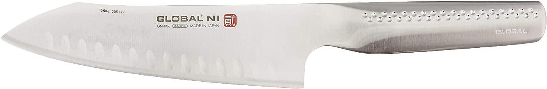 Global GN-006 santoku-knives, Silver (Renewed)