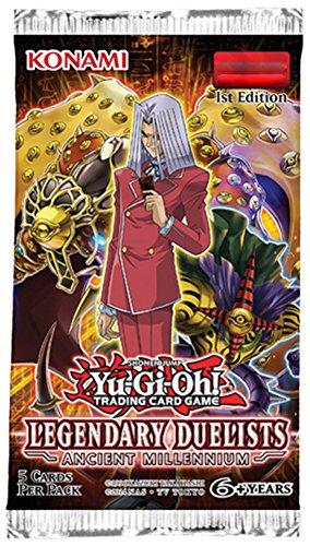 CAGO Yugioh - Ancient Millennium - Booster Edition - 1 Booster - Deutsch