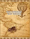Dungeon Map  RPG Maker: Tabletop Role Play Games Hex Grid Game Board Design in Wargames Map a great tool for Dungeon Masters. (Dungeon Dragon)