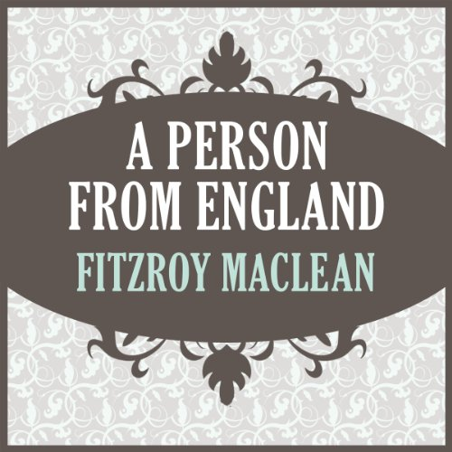 A Person from England audiobook cover art