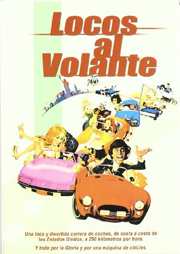 Locos al volante (the gumball rally) [DVD] [1976]