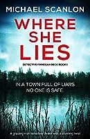 Where She Lies: A gripping Irish detective thriller with a stunning twist (A Detective Finnegan Beck Crime Thriller)