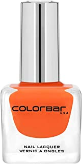Colorbar Colorbar Luxe Nail Lacquer, Orange Pop 114, 12ml