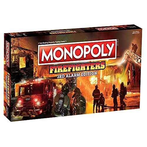 Firefighter Board Game