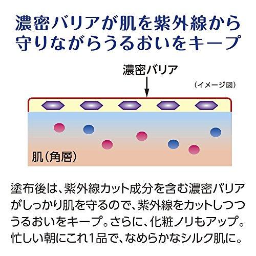 資生堂専科『パーフェクトジェルモーニングプロテクト』
