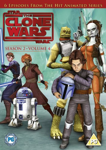 Star Wars - The Clone Wars - Season 2 - Volume 4 [DVD]