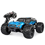 Hosim 1:16 Scale Electric Remote Control Car, 4WD 36+ kmh High Speed All Terrain Off-Road Buggy Monster Truck,Radio 2.4GHz 4x4 RC Cars Trucks Vehicle -Waterproof Toys Trucks Cars for Kids and Adults