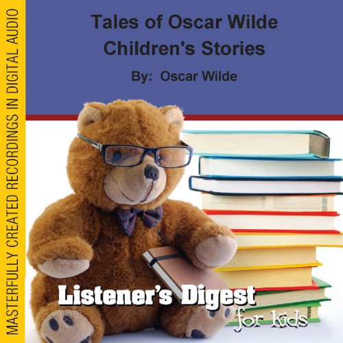 Tales of Oscar Wilde audiobook cover art