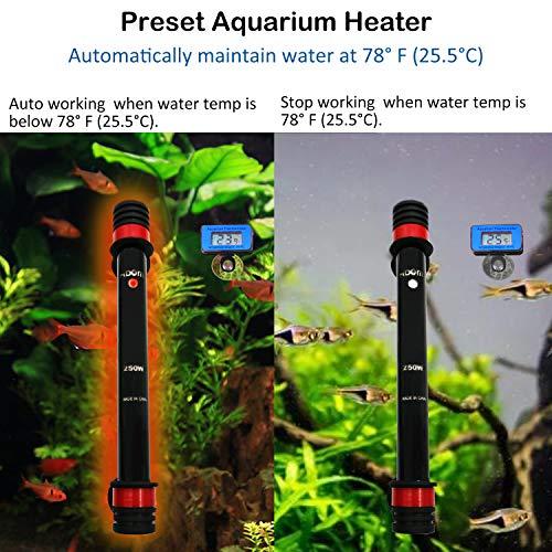 ChungGorGor 250w Aquarium Heater