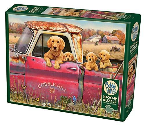 Cobble Hill Farm Jigsaw Puzzle (1000 Piece)