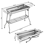 IMG-1 fixget barbecue grill carbone griglia
