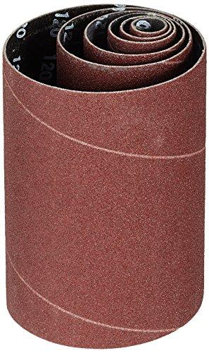 Scheppach 7903400702 Zubehör Schleifgerät/Schleifhülsen Set, passend für den Spindelschleifer OSM100, Körnung 120